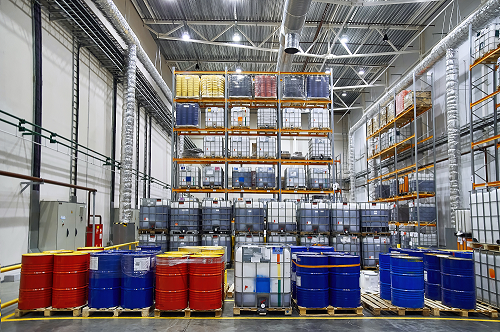 Top 7 Tips for BRC Compliance on Safe Lubricant Handling and Storage in Food Facilities