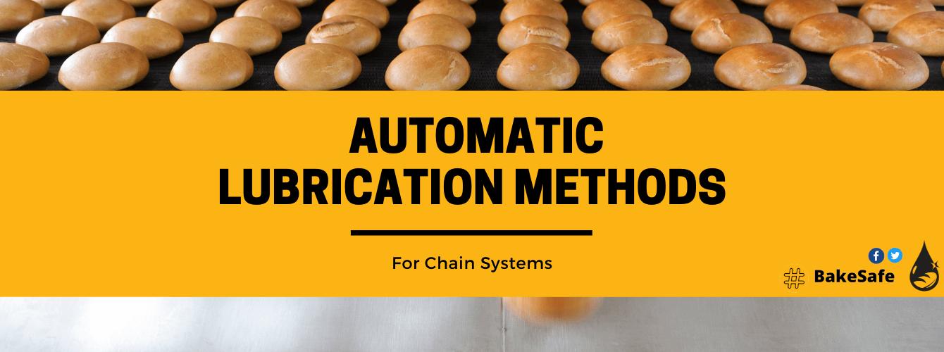 Automatic Lubrication Methods
