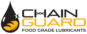 Chain Guard® Industrial Lubricants specializes in lubricating products designed specifically for the food processing industry; including, high temperature synthetic greases and lubricants.